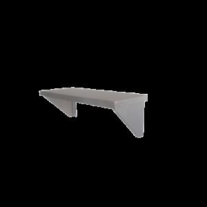 Prateleira Aérea com Mão Francesa 1 m x 0,3 m